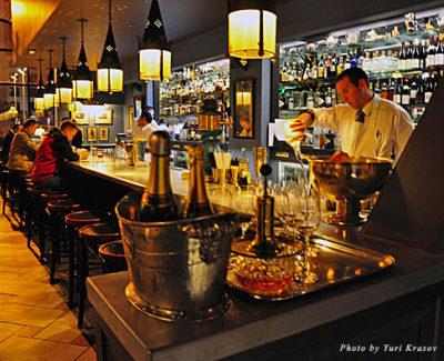 Bar at the Cavalier