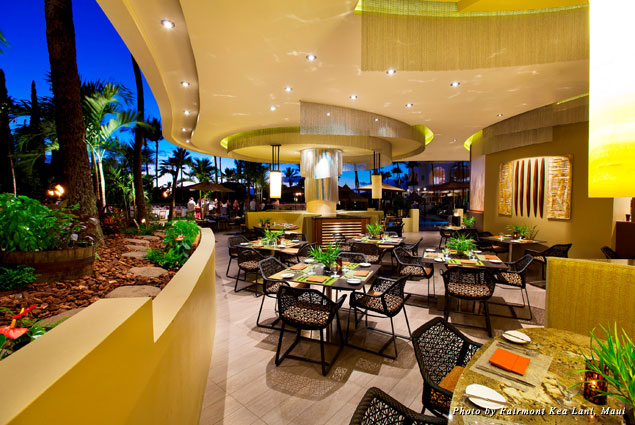 Fairmont Kea Lani's Ko Restaurant