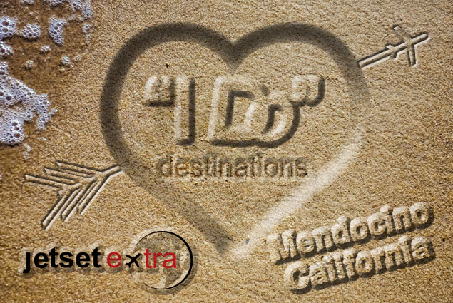 Is Mendocino, California, Your I Do Destination?