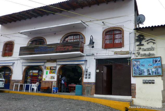Posada Familiar, my hotel in Malinalco