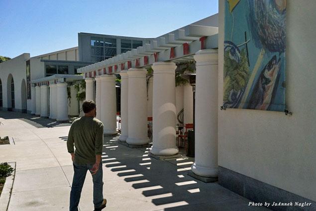 La Jolla's Museum of Contemporary Art