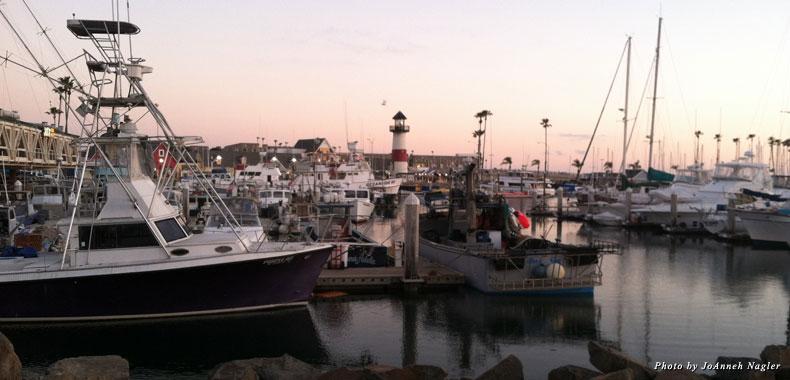 Harbor at Oceanside