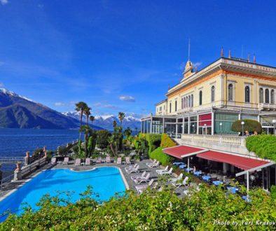 Grand Hotel Villa Serbelloni in Bellagio, Italy