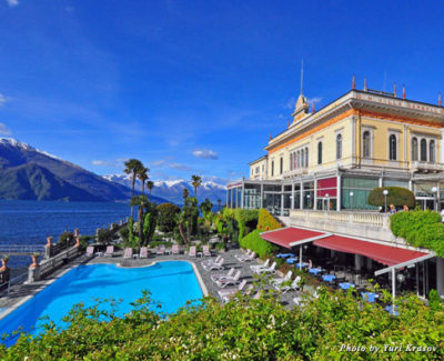 Grand Hotel Villa Serbelloni in Bellagio, Italy