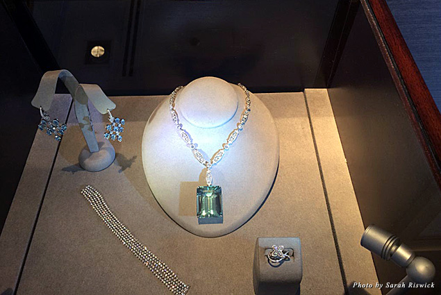 A few pieces of Lugano Diamonds' jewelry