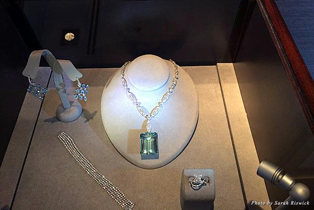 A few pieces of Lugano Diamonds' jewelry