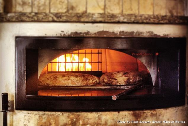 Ferraro's ciabatta bread oven