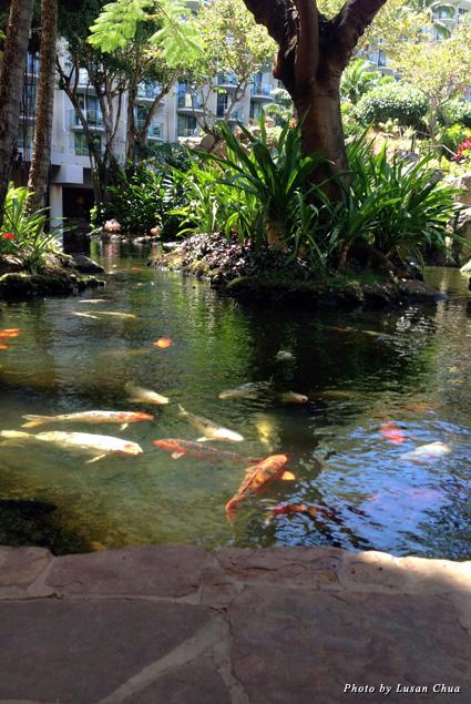 Westin Maui Hotel & Spa Lobby