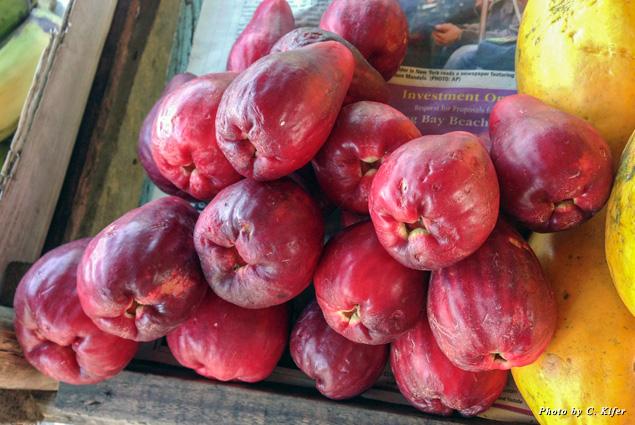 Jamaican apples