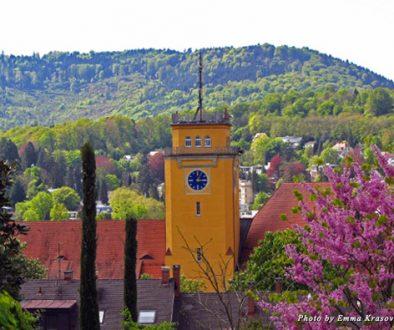 A view of Baden-Baden