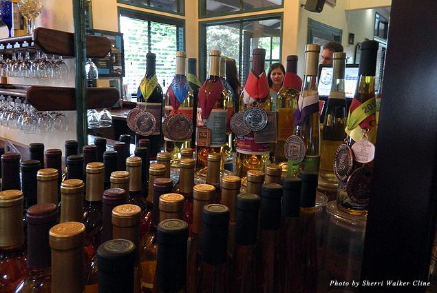 Volcano Winery produces award-winning wines on Hawaii's Big Island