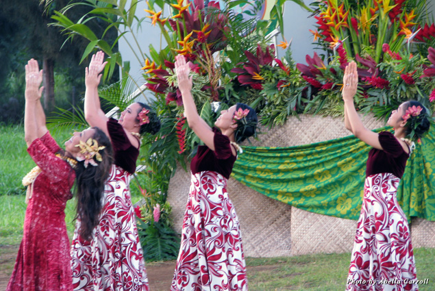 Hawaiian history come to life when hula is performed beautifully and with aloha