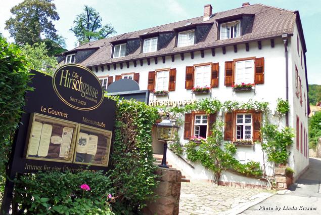 Die Hirschgasse Hotel