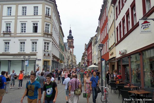 Carless in Heidelberg