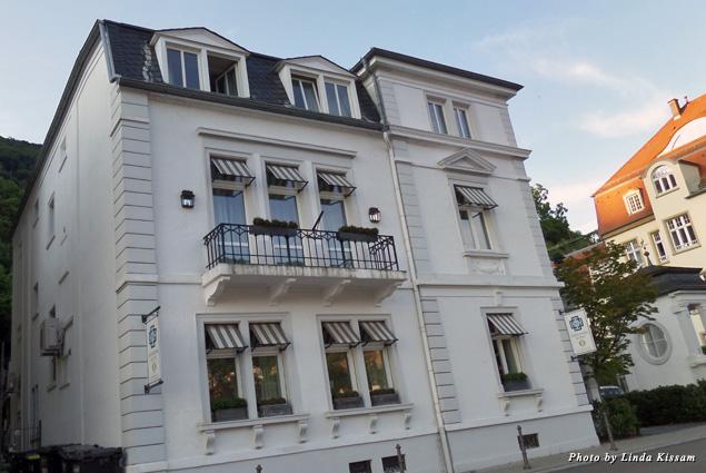 The modern yet classic Heidelberg Suites