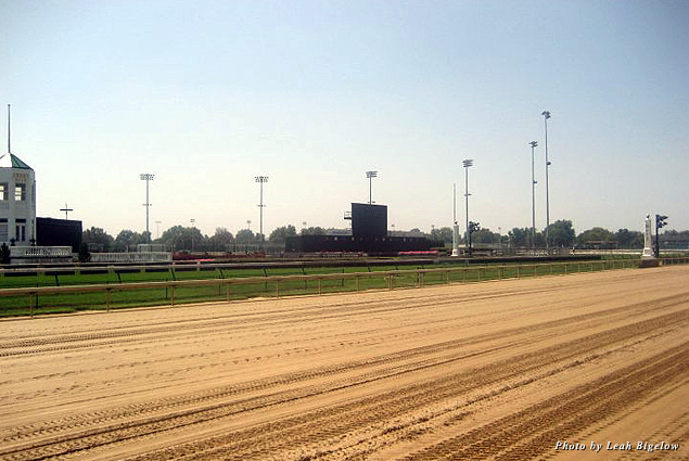 Racetrack at Churchill Downs