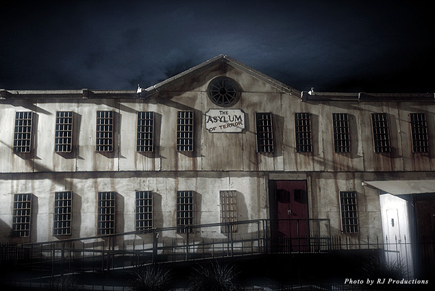 Asylum exterior