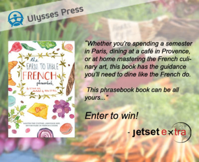 Dine and Indulge With The Farm to Table French Phrasebook