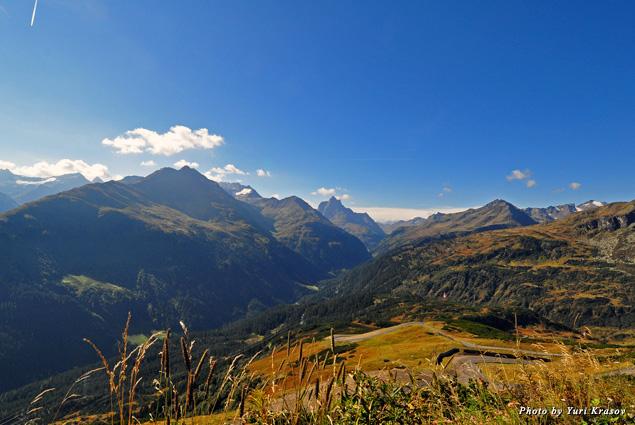 Tirol region in Austria
