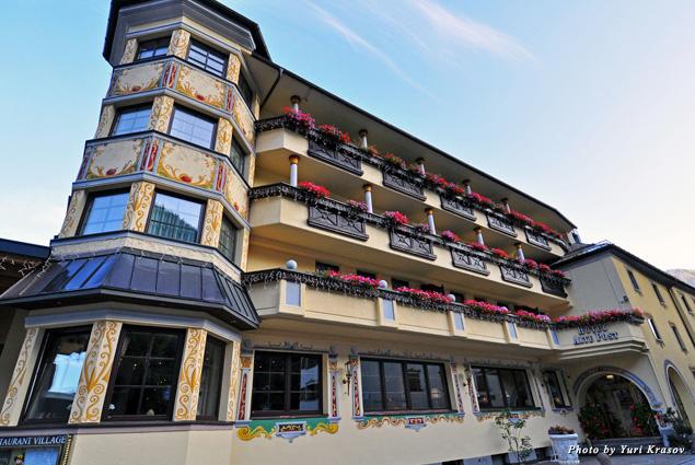 Hotel Alte Post in St. Anton