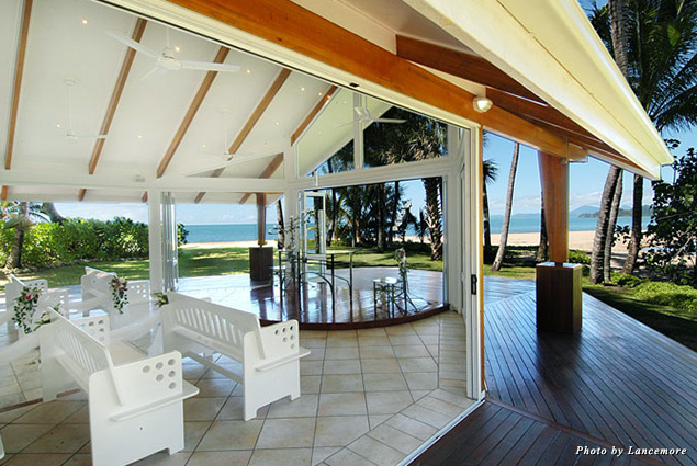The Alamanda Chapel in Palm Cove