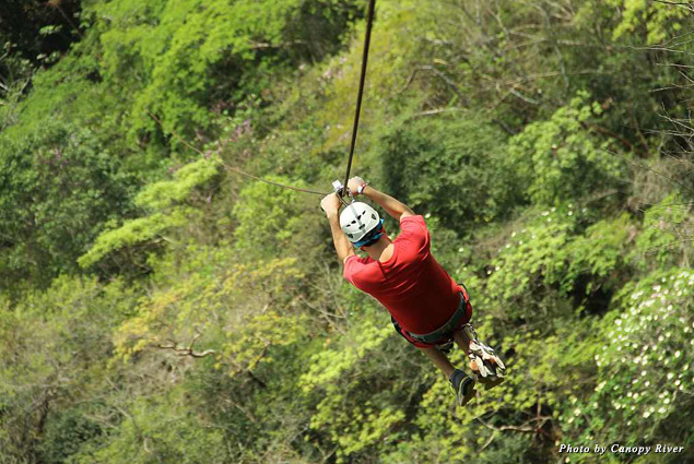 Getting into the Sierra Madre Mountains adds plenty of adventure to the fun