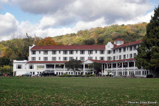 Stately Shawnee Inn