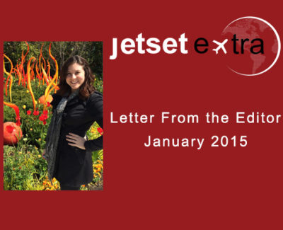 Letter From the Editor: January 2015