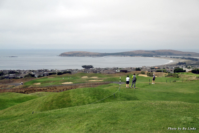 Play at the Links at Bodega Harbour
