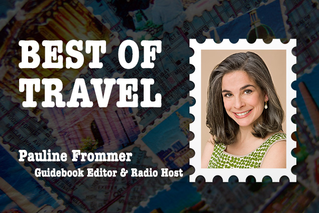 Best of Travel: Guidebook Editor & Radio Host Pauline Frommer