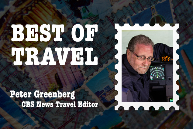 Best in Travel: CBS News Travel Editor Peter Greenberg