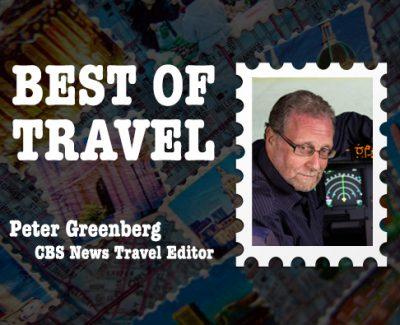 Best in Travel: CBS News Travel Editor Peter Greenberg