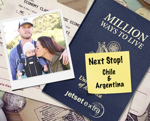 Million Ways to Live: Chile & Argentina