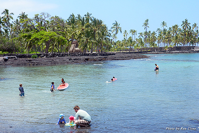 Snorkeling is one of the top adventures in Hawaii for all ages