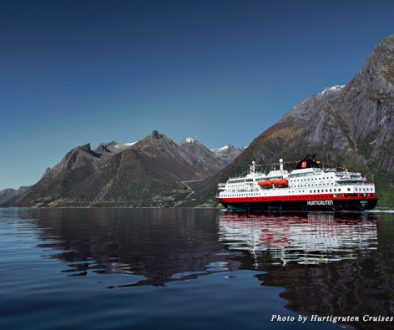 Sailing through Norway's fairytale-like fjords with Hurtigruten Cruises