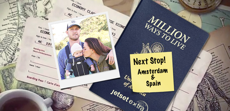 Million Ways to Live: Amsterdam & Spain