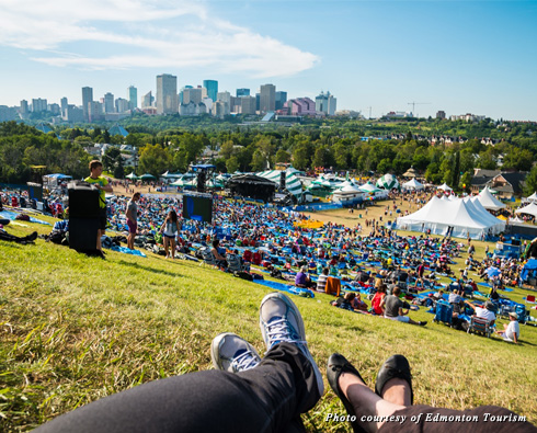 Your Guide to Edmonton During the Women's World Cup