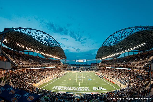 Winnipeg's Investors Group Field