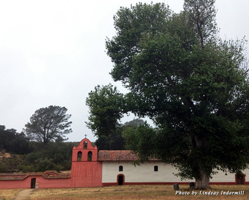 La Purisima Mission is a hub for Lompoc's community and culture