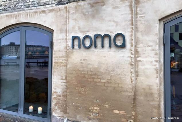 Exterior of Noma