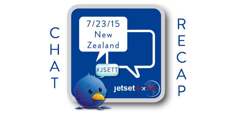 #JSETT Twitter Chat Recap: New Zealand