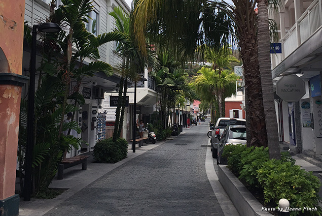 Shopping in Gustavia