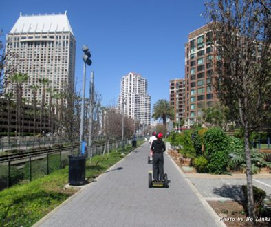 Take the Segway tour through San Diego