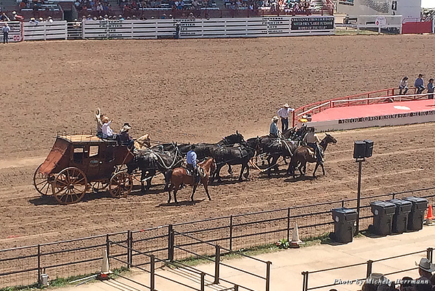 Cheyenne Frontier Days continues to be an annual western extravaganza, bringing crowds out to Frontier Park