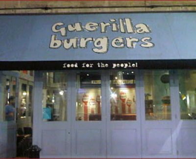 Guerilla Burgers