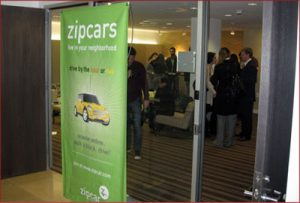 Zipcar mini-party