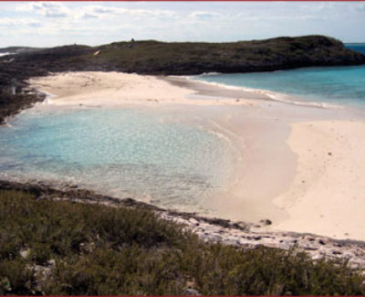 Exuma Bahama Cay: One of Exuma's 360+ little isles...