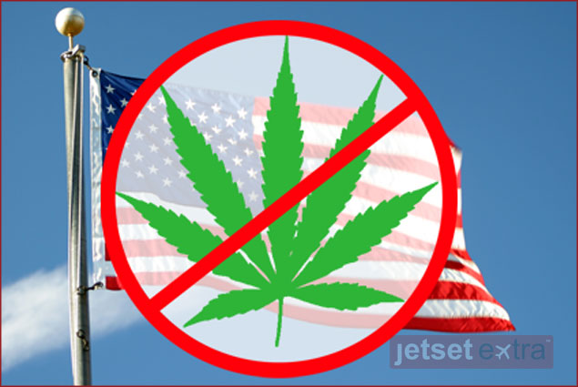Several activities are illegal in the United States and barely legal everywhere else