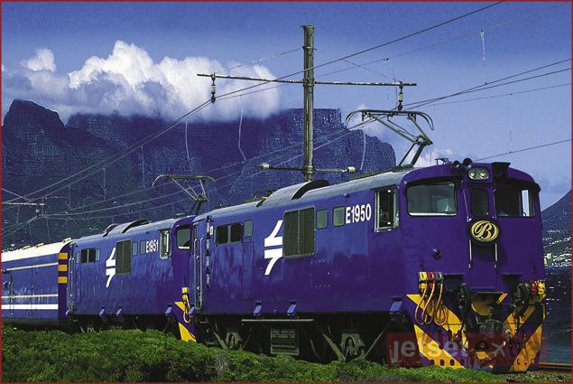 Luxury Train Rides Around the World: The Blue Train