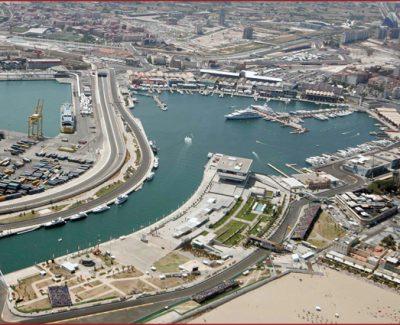 Valencia Port - Formula One